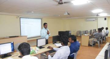 FOSS Trainer Powers Up 170 College Labs in Tamil Nadu!
