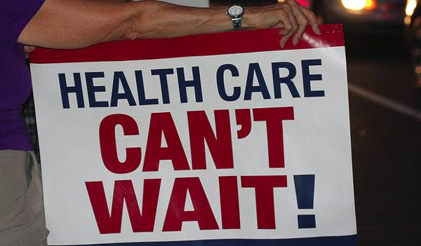 Healthcare can't wait!
