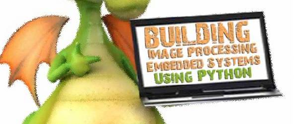 Building image processing embedded systems