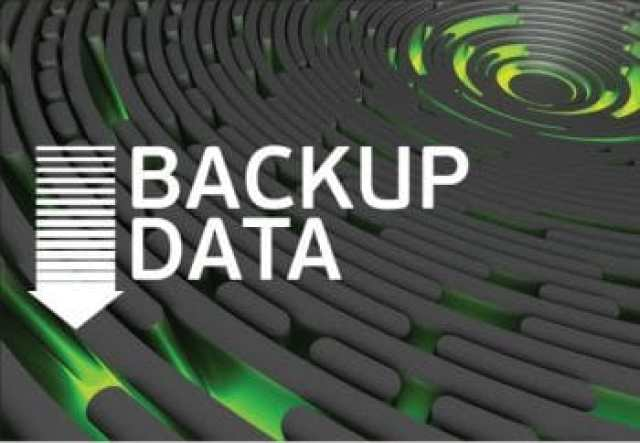 Data Backup Visual