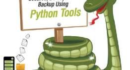 Secured, De-duplicated Backup Using Python Tools