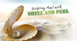 Scripting Mail with Shell and Perl