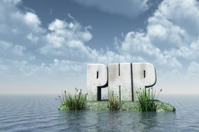 PHP on the sea