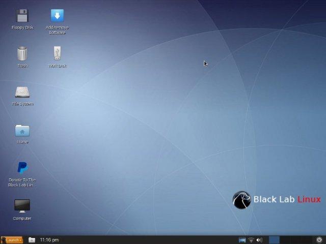 Black Lab Enterprise Linux 11.0.3