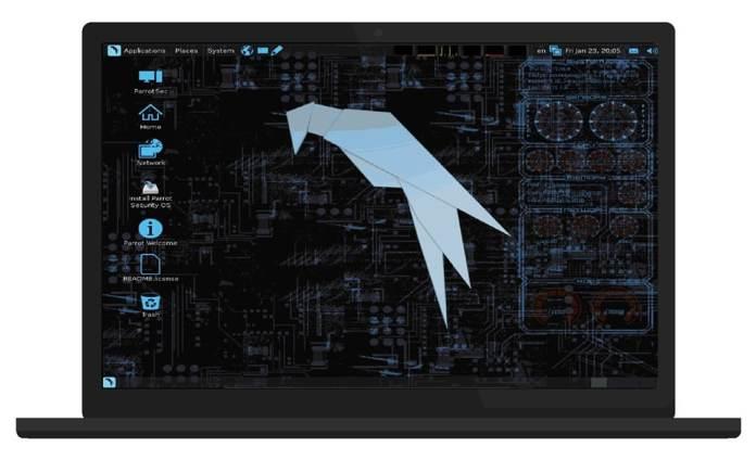 Parrot Security OS 3.7