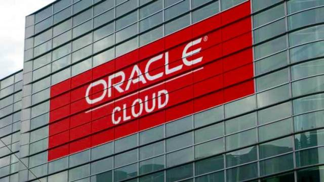 Oracle blockchain service uses open source developments