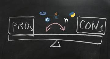 Pros and cons of open source programming languages