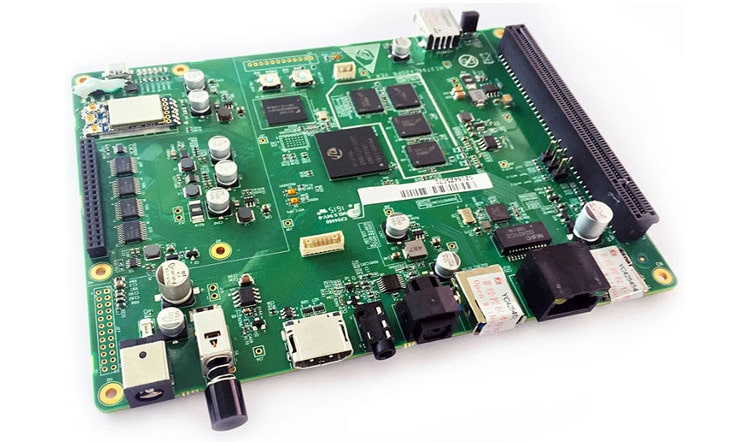 Poplar open source Android set-top box board