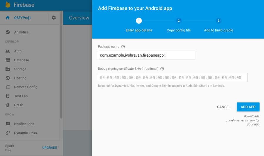 Retrieve real-time data in Android using Firebase - Open Source For You