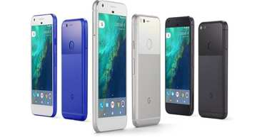 Google reshapes into hardware company with Pixel phone
