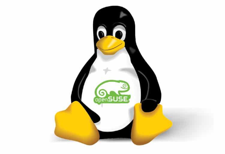 OpenSUSE Tumbleweed