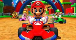TensorFlow brings self-driving to Mario Kart