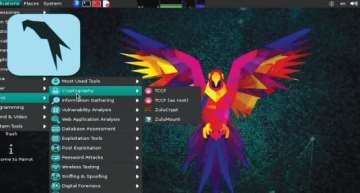 Parrot Security OS 3.8 debuted with Debian 10 integration