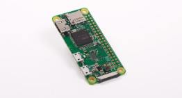 Raspberry Pi Zero W debuts with Wi-Fi and Bluetooth