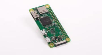 Raspberry Pi Zero W debuts with Wi-Fi and Bluetooth