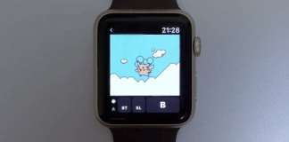 Apple Watch Game Boy emulator