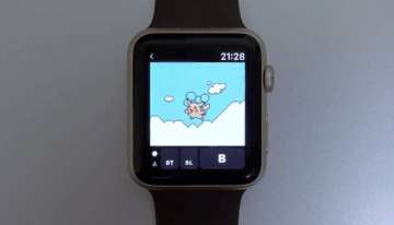Open source emulator transforms Apple Watch into Game Boy