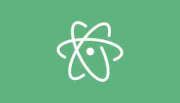 Atom 1.19 text editor gets official with enhanced responsiveness