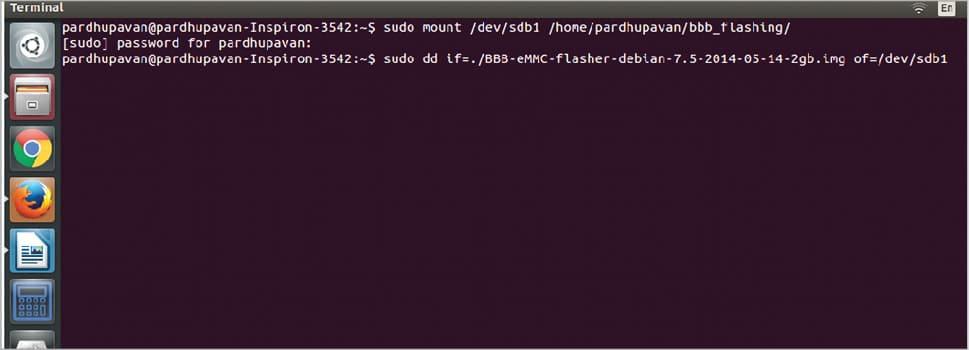 Beaglebone Black: Flashing eMMC using an SD card - Open