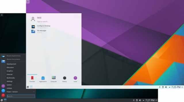 KDE Plasma 5.10 beta release
