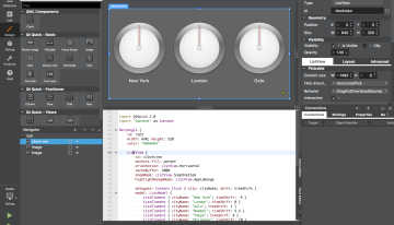 Qt Creator 4.3.0 brings major additions in Qt Quick Designer