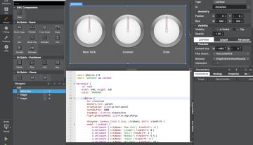 Qt Creator 4.3.0 brings major additions in Qt Quick Designer