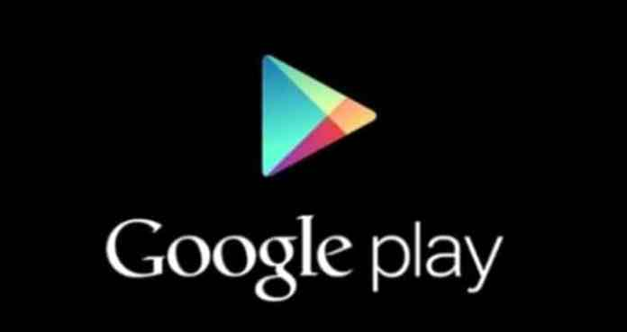 Google Play Store adware