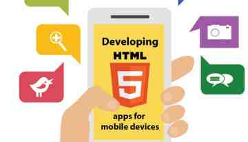 Developing HTML5 and hybrid apps for mobile devices