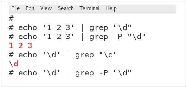 Regular expressions in programming languages: A peek at Python
