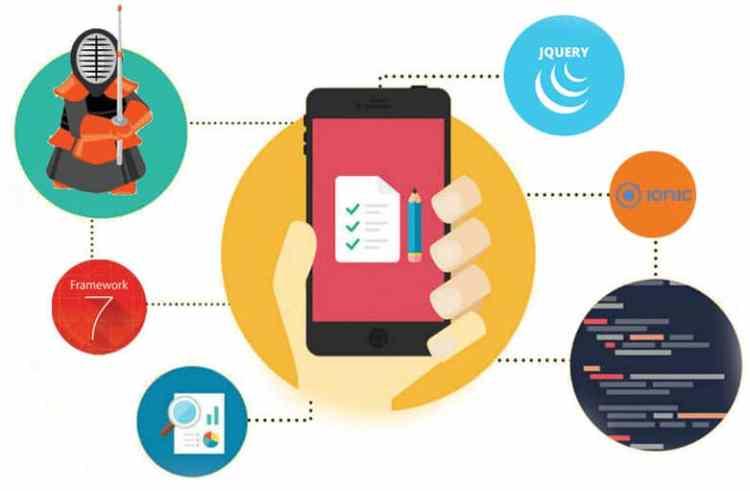 Hybrid mobile app development platforms