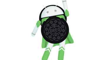 What are the advanced security features in Android Oreo