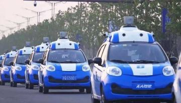 Baidu speeding up the development and production of autonomous vehicles