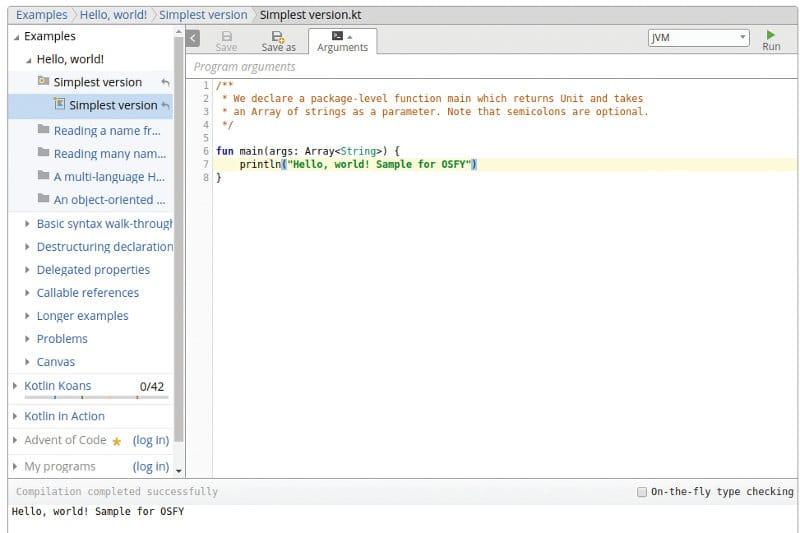 Kotlin: A Language for Modern Multi-platform Applications