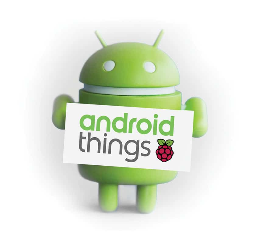 Discovering Android Things, an Embedded OS for IoT Devices