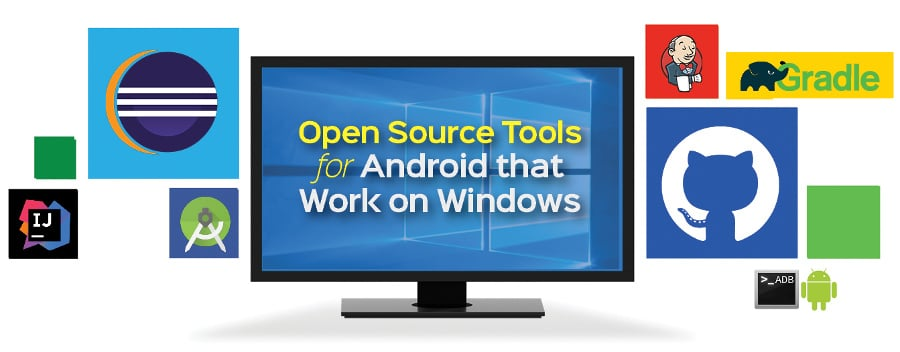 Open Source Tools for Android that Work on Windows