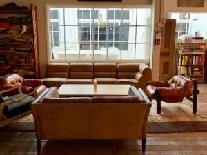 Mindful Living & Meditation Mondays Sitting Lounge