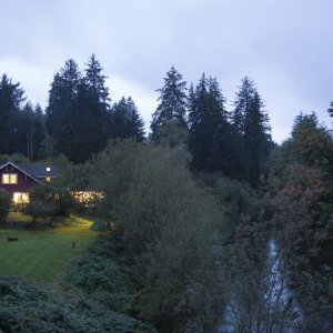 Listening To The Nehalem River