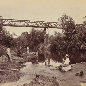 Adelaide River 1887