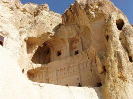 Rock church in Cappadocia Photo: Damian Entwistle/Flickr/Creative Commons