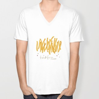 French Fries Man T-shirt