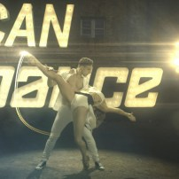 """As a freelance artist, I created the Season 14 opening titles for """"So You Think You Can Dance""""."""