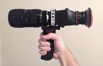 David's Blackmagic Pocket Camera