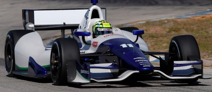2013 car 11 testing