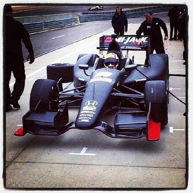 2014 car 16 barber test