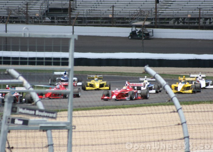 2014 INDY Lights Race Pic