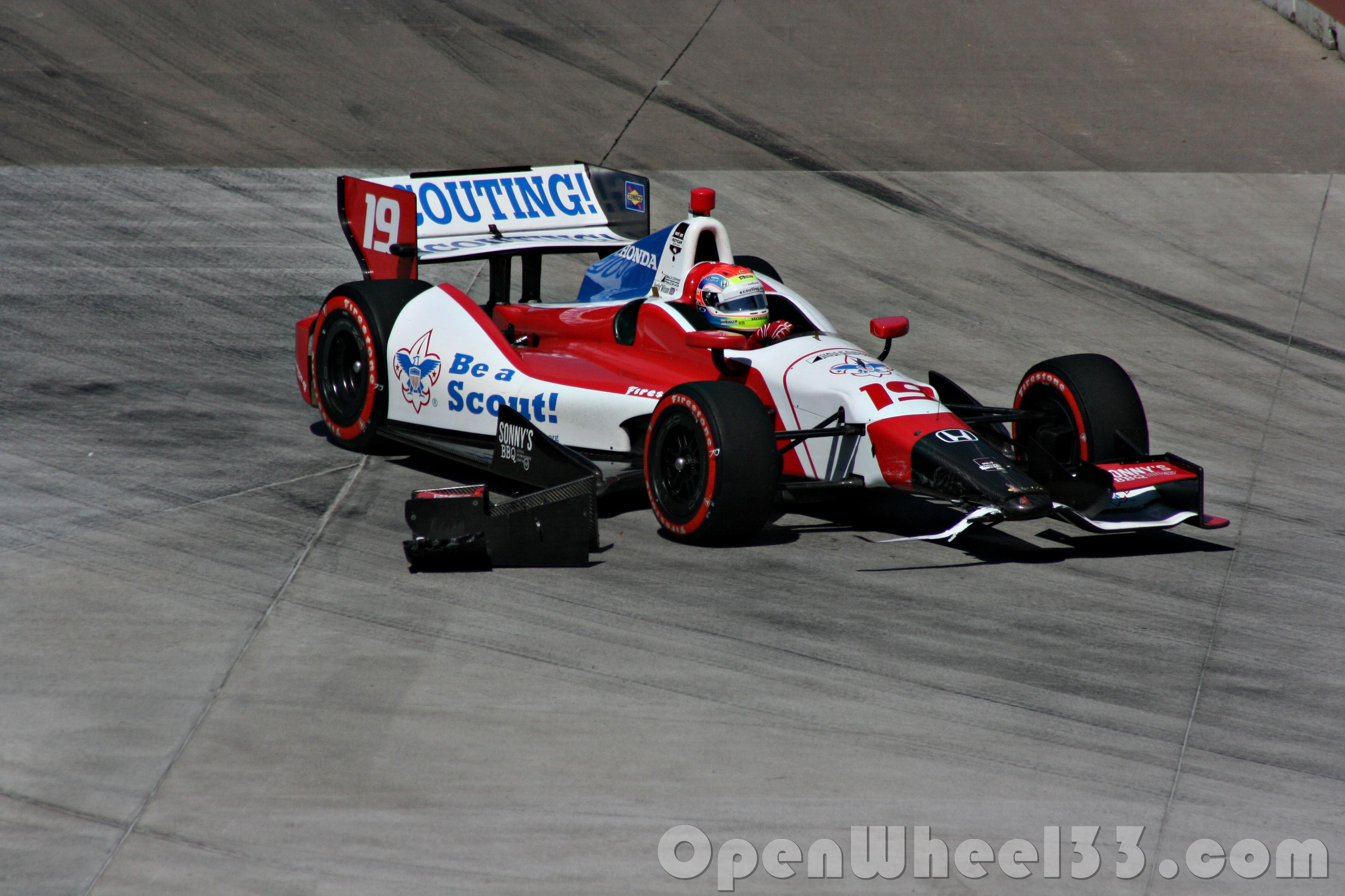 2014 Detroit GP R2 - 9 - PH