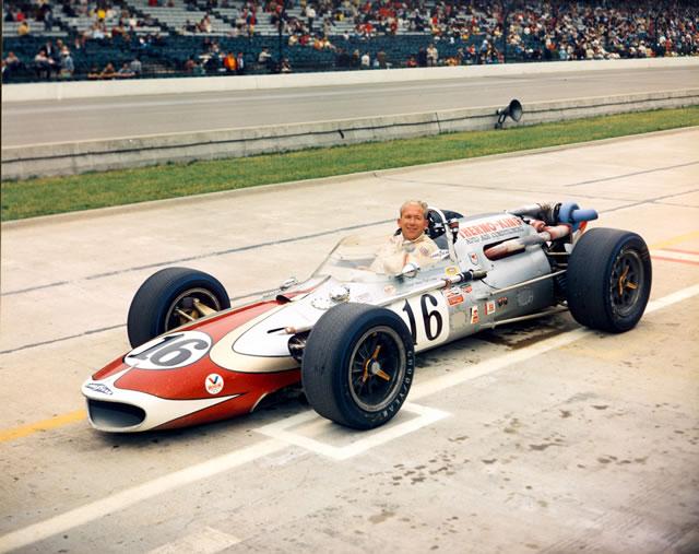 1968 CAR 16