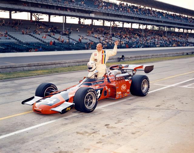 1972 CAR 44