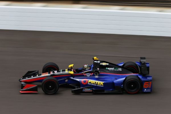 2016 CAR 61 INDY DAY 1