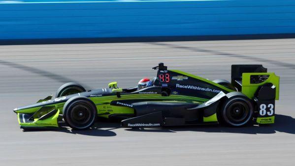2016 CAR 83 PRIXVIEW TESTING